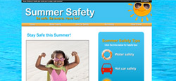 Summer Safety - ENG